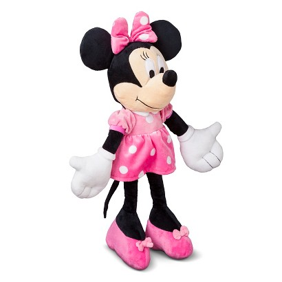 Disney® Minnie Mouse Pillow Buddy - Pink