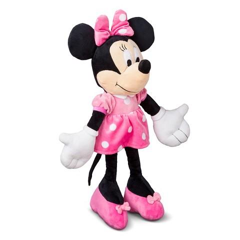 Disney® Minnie Mouse Pillow Buddy - Pink