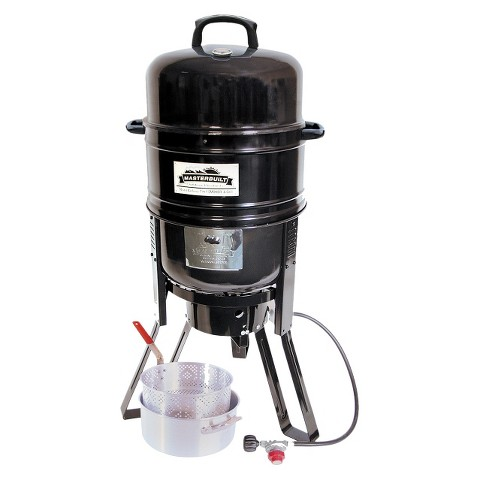 Masterbuilt 7 in 1 Gas Smoker/Grill