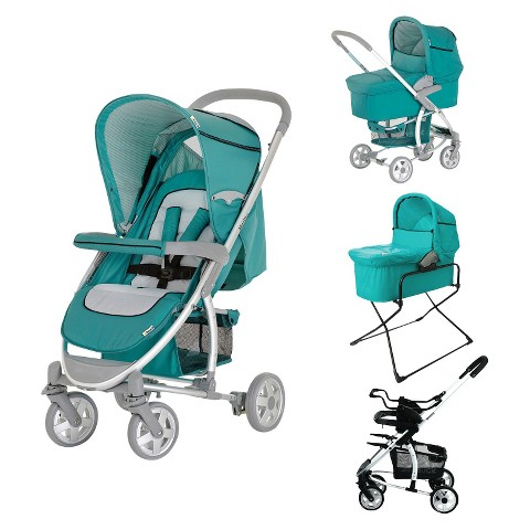 Hauck Malibu All-in-One Stroller Set