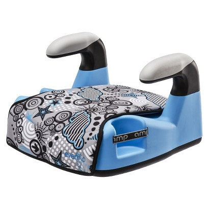 Evenflo Amp LX Booster Seat - Pop Blue