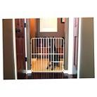Carlson Tuffy Expandable Pet Gate - Beige (Large)