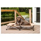 Carlson Portable Pup Travel Bed - Brown (Large)
