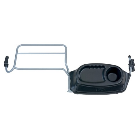 BOB Duallie Infant Car Seat Adapter for Peg Perego - Black
