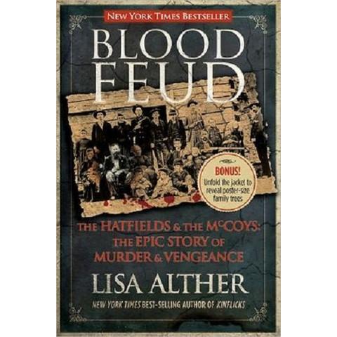 Blood Feud (Hardcover)