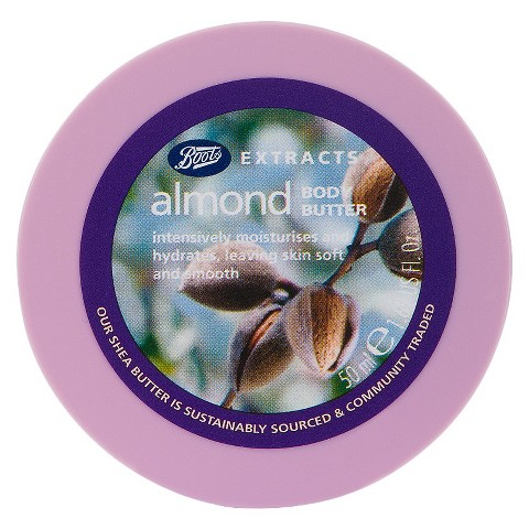 Extracts Body Butter - Almond  (1.69 oz)