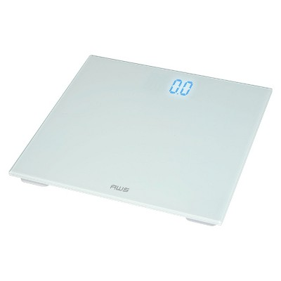 American Weigh Scales Digital Bathroom Scale - ZT-150-WT