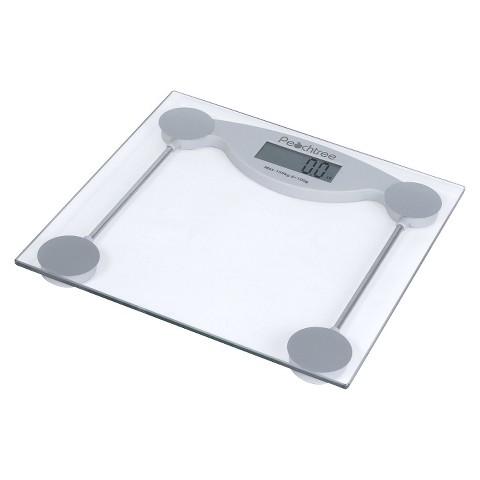 American Weigh Scales Digital Bathroom Scale - GS-150
