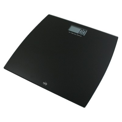 American Weigh Scales Digital Bathroom Scale - 330LPW-BK