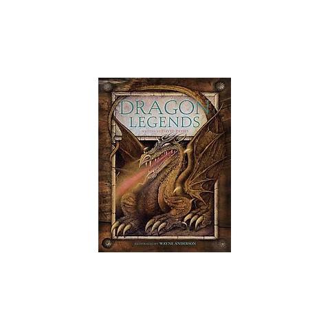 Dragon Legends (Reprint) (Paperback)