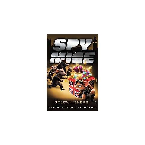 Goldwhiskers (Reprint) (Paperback)