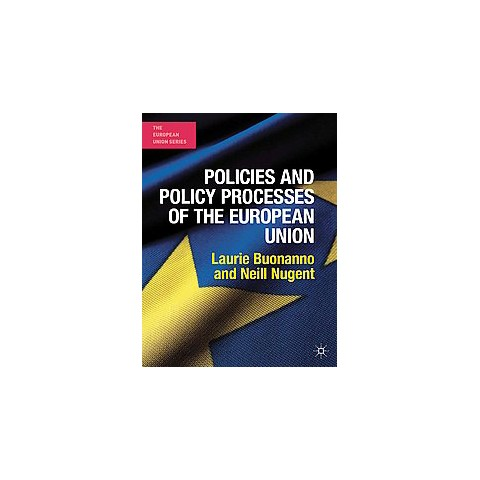 Policies and Policy Processes of the European Union (Hardcover)