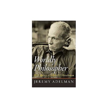 Worldly Philosopher (Hardcover)