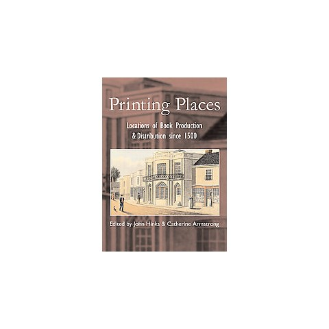 Printing Places (Hardcover)