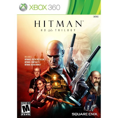 Hitman Trilogy HD (Xbox 360)