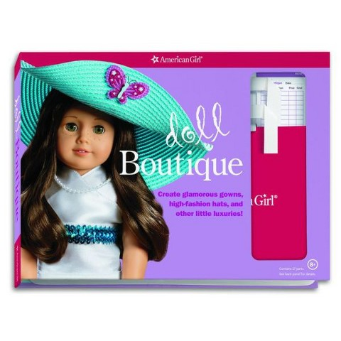 Doll Boutique (Hardcover)