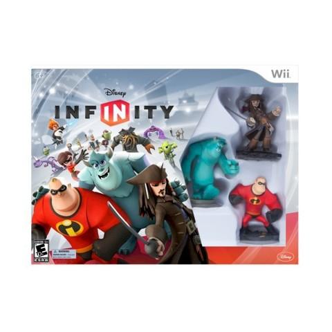 Disney Infinity: Starter Pack (Nintendo Wii)