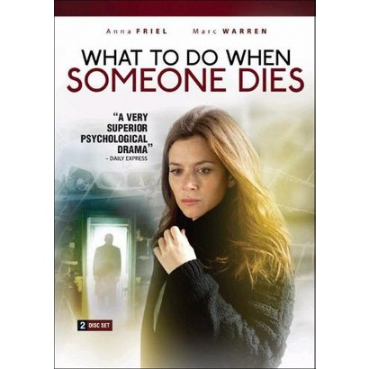 What to Do When Someone Dies (Widescreen)