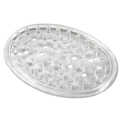 Interdesign Countertop Soap Dish - Clear
