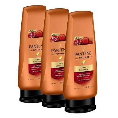 Pantene Truly Natural Conditioner Bundle