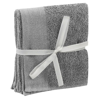 Room Essentials™ 2-pk. Hand Towel Set - Flat Gray