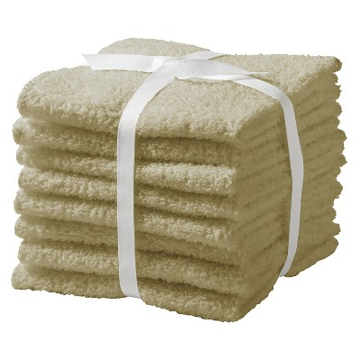 Room Essentials™ 8-pk. Washcloth Set - Chatham Tan