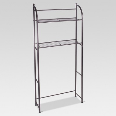 Target Home™ Oil Rubbed Metal Over Toilet Space Saver Etagere - Bronze