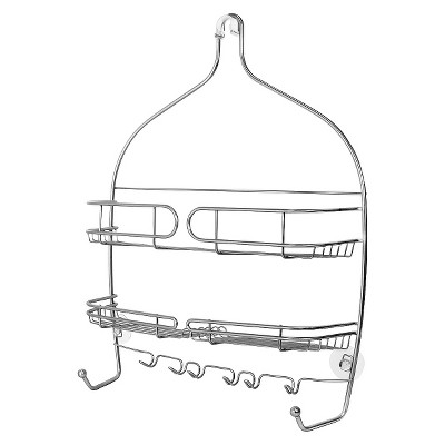 Shower Caddy Satin Large InterDesign