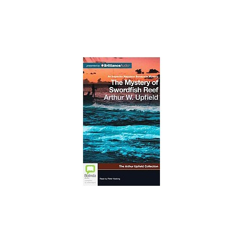The Mystery of Swordfish Reef (Unabridged) (Compact Disc)