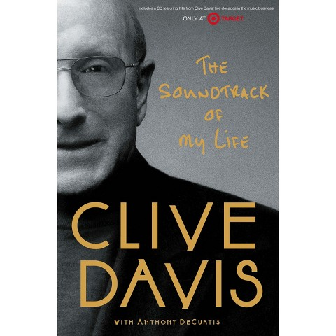 The Soundtrack of My Life - Target Exclusive by Clive Davis (Hardcover + Bonus Music CD)