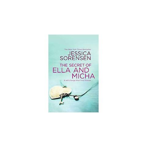 The Secret of Ella and Micha (Reprint) (Paperback)
