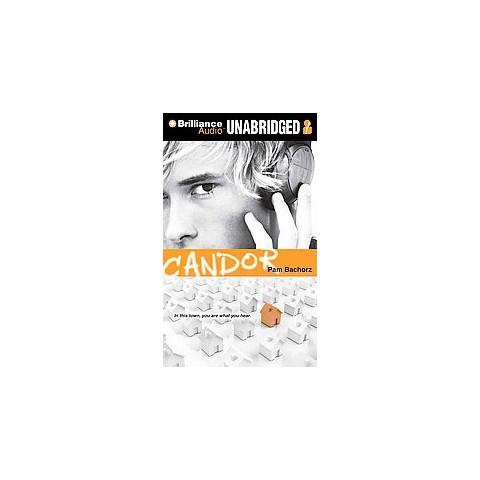 Candor (Unabridged) (Compact Disc)