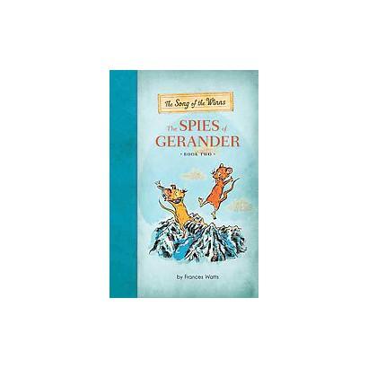The Spies of Gerander (Hardcover)