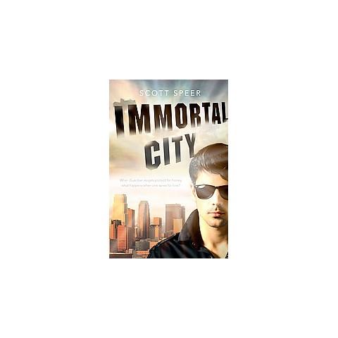 Immortal City (Paperback)