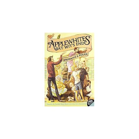 Applewhites at Wit's End (Paperback)