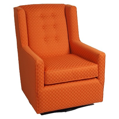 Little Castle Custom Upholstered Charleston Swivel Glider - Assorted