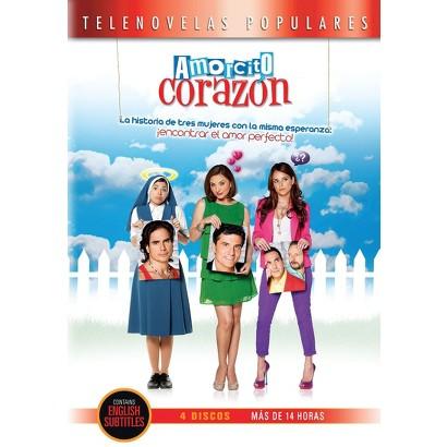 Amorcito Corazon (4 Discs)