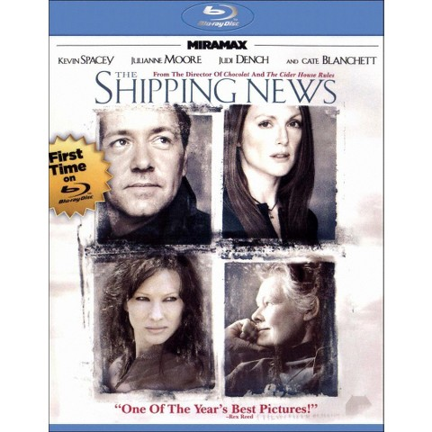 The Shipping News (Blu-ray) (Widescreen)