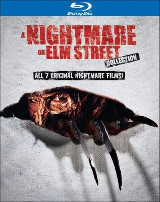 A Nightmare on Elm Street Collection (5 Discs) (Blu-ray)