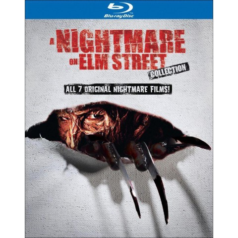 A Nightmare on Elm Street Collection [5 Discs] [Blu-ray]