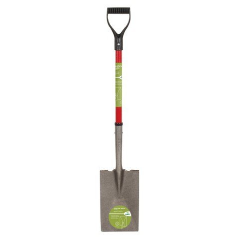 NatureCraft D-Handle Garden Spade