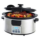 Bella 6 Qt Programmable Slow Cooker  - 6 quart