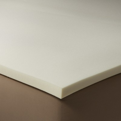"Threshold™ 1 ½"" Memory Foam Mattress Topper (California King)"