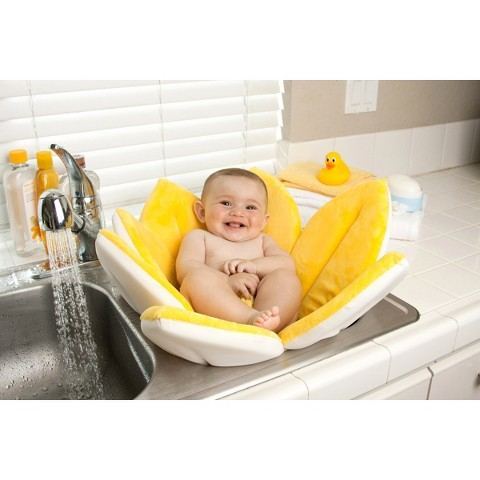 blooming bath baby bath target. Black Bedroom Furniture Sets. Home Design Ideas
