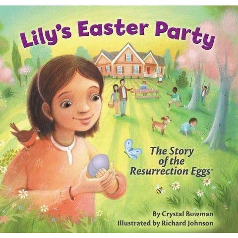 Lily's Easter Party (Hardcover)