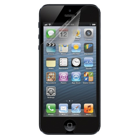 Belkin Overlay Screen Protector for  iPhone® 5 - Clear (F8W181tt)