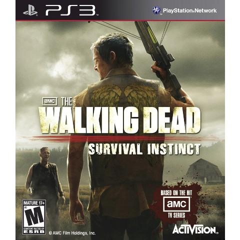 Walking Dead: Survival (Playstation 3)