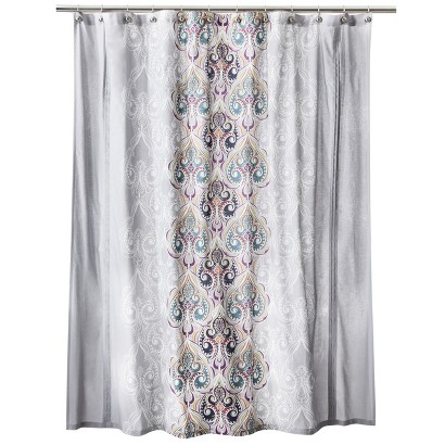 Boho Boutique™ Suvi Brocade Shower Curtain