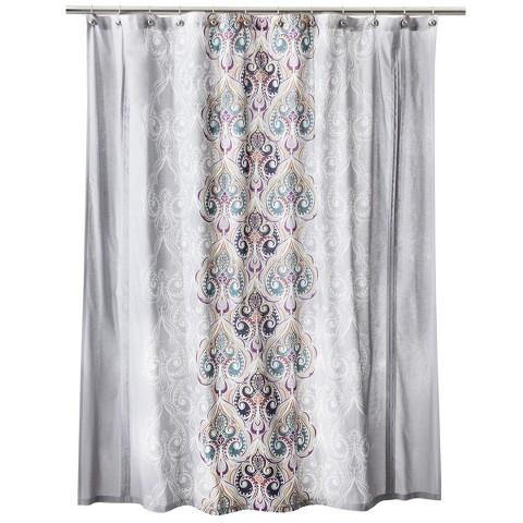 Boho Boutique™ Suvi Brocade Shower Curtain