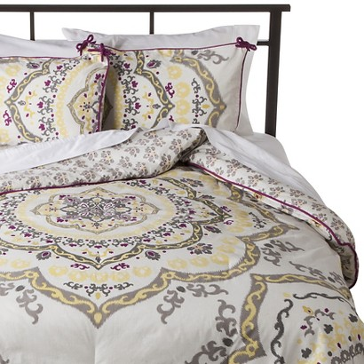 Boho Boutique® Dakota Reversible Comforter Set